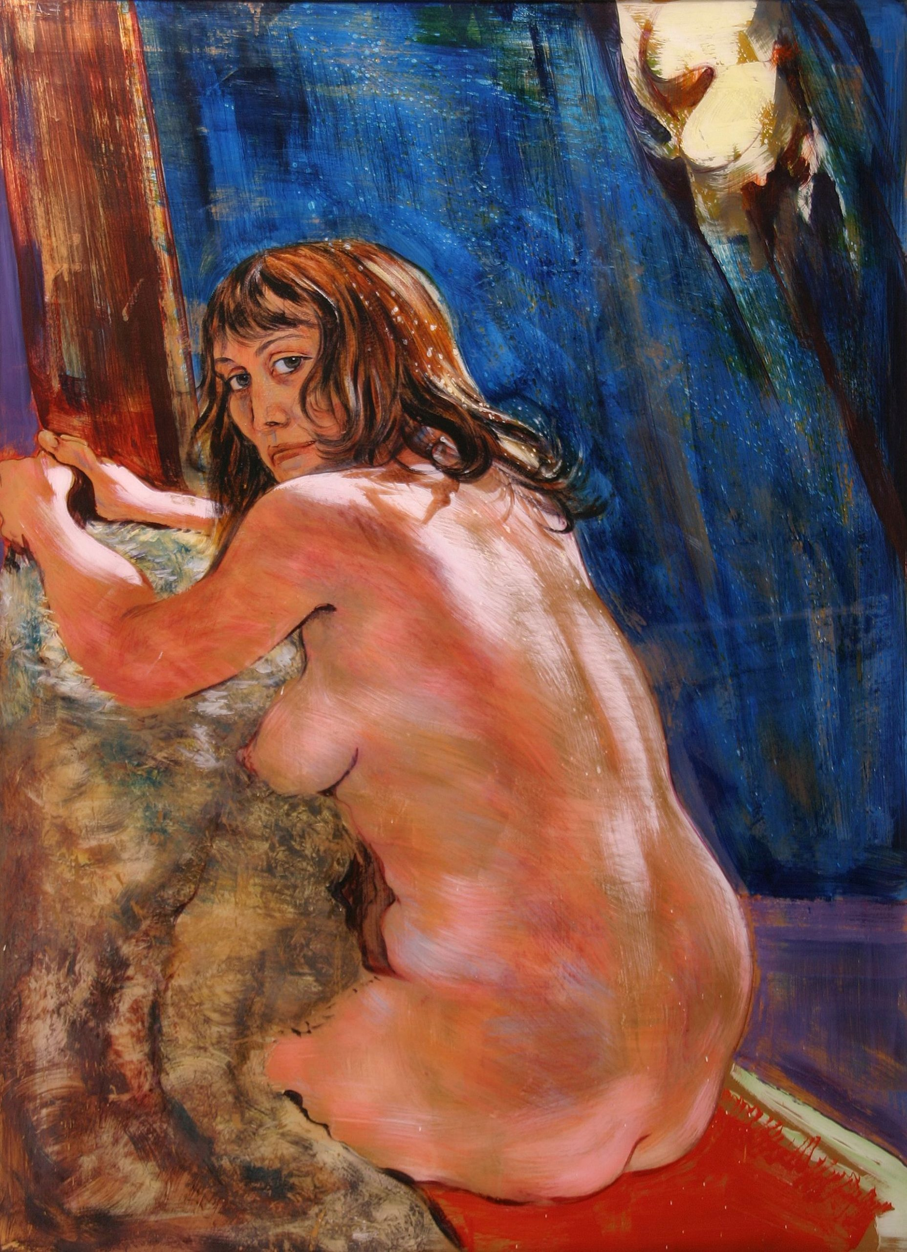Fritz Aigner-Hannelore nude from the back