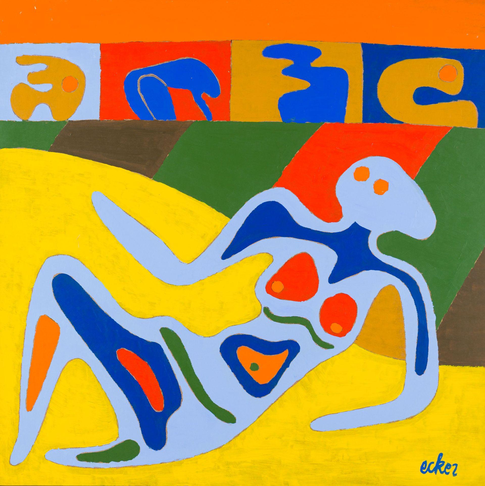 Franz Ecker-Nude