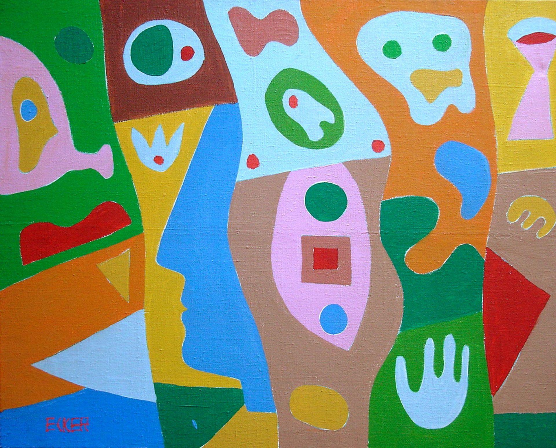 Franz Ecker-Composition 2