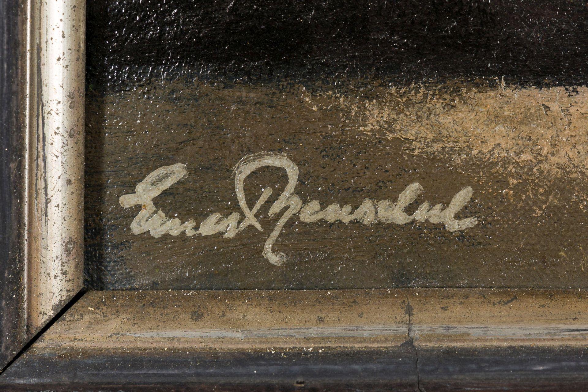 Ernest Neuschul-Laundress