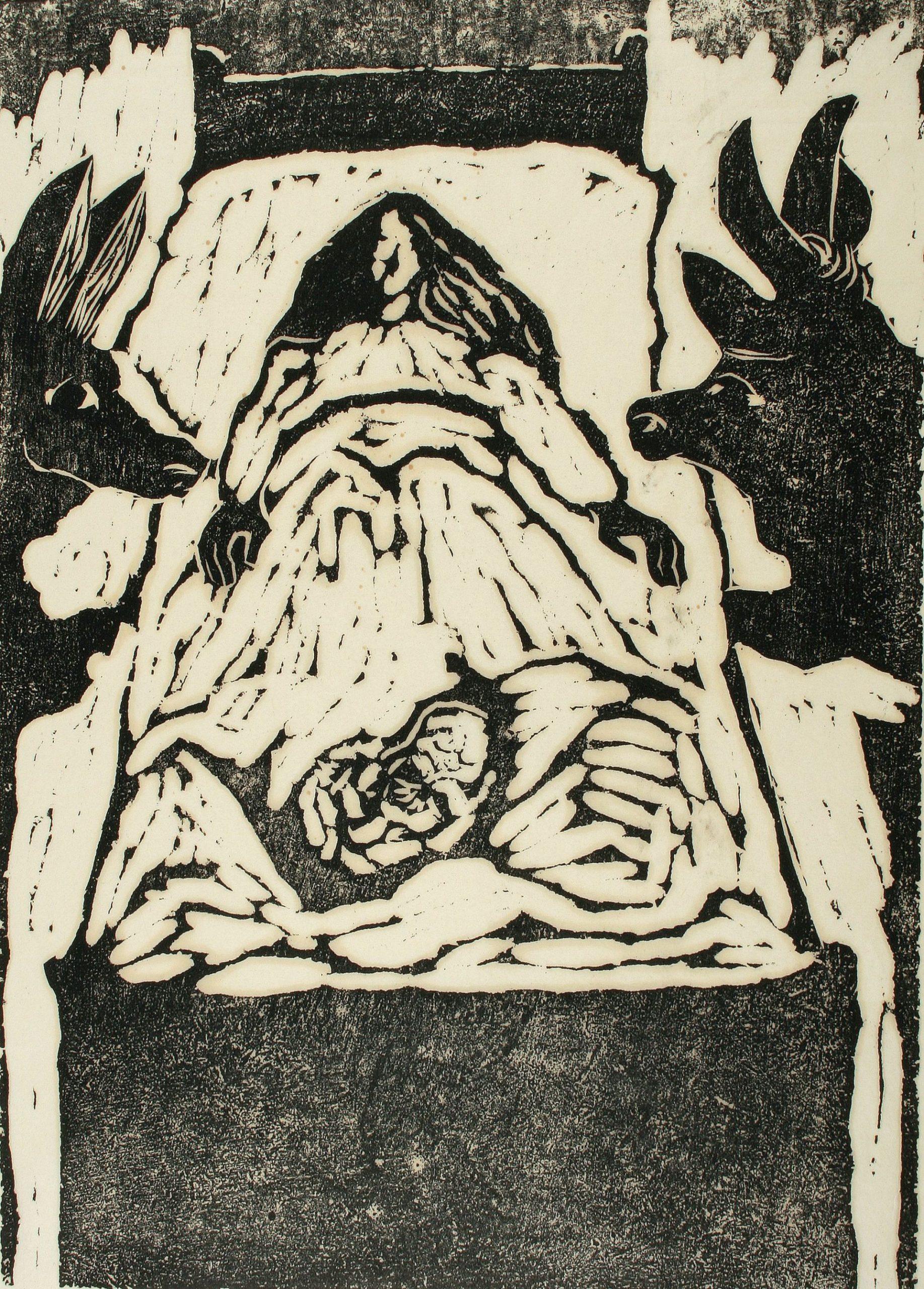 Auguste Kronheim-The Birth