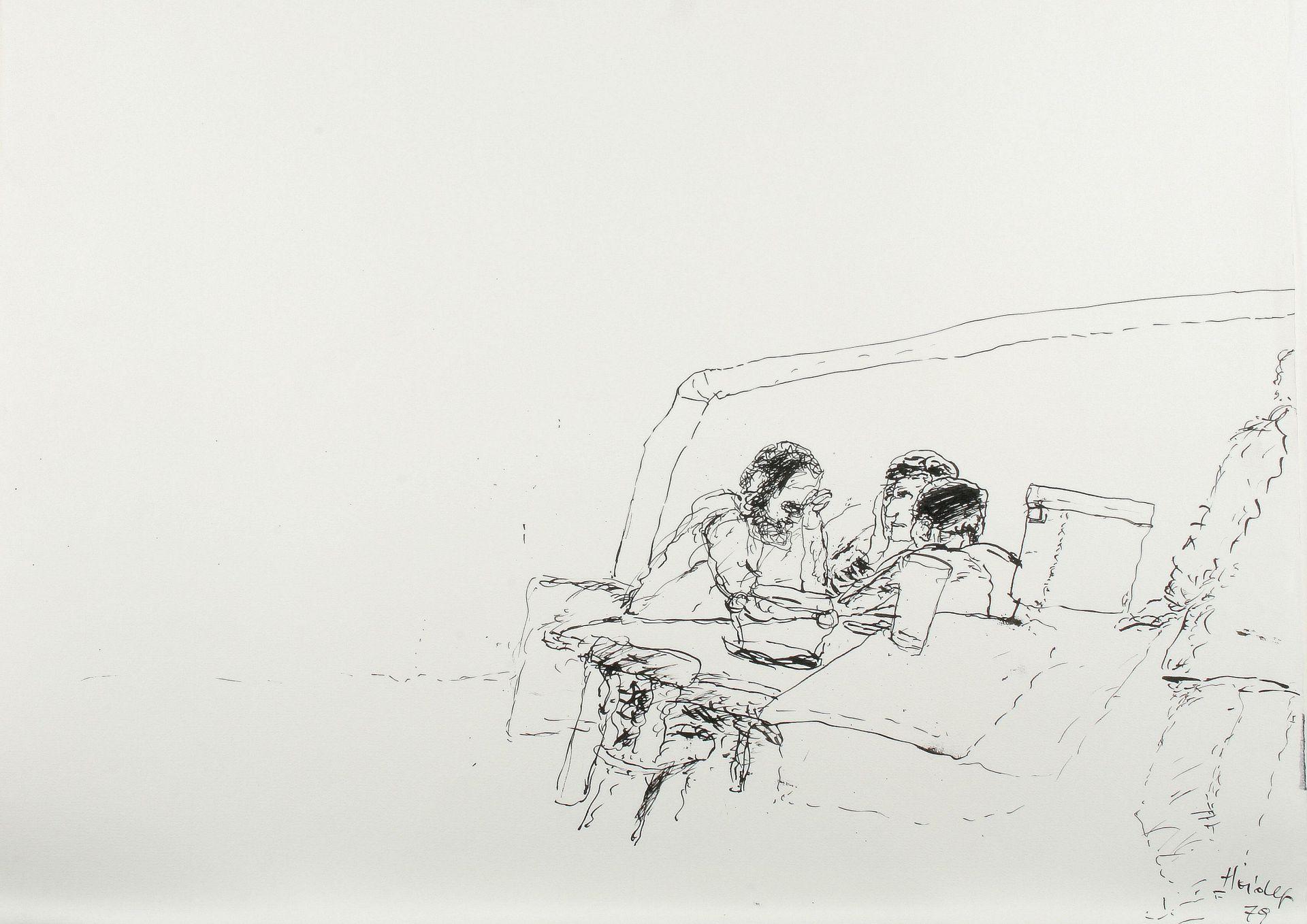 Hermann Haider-Drawing 7