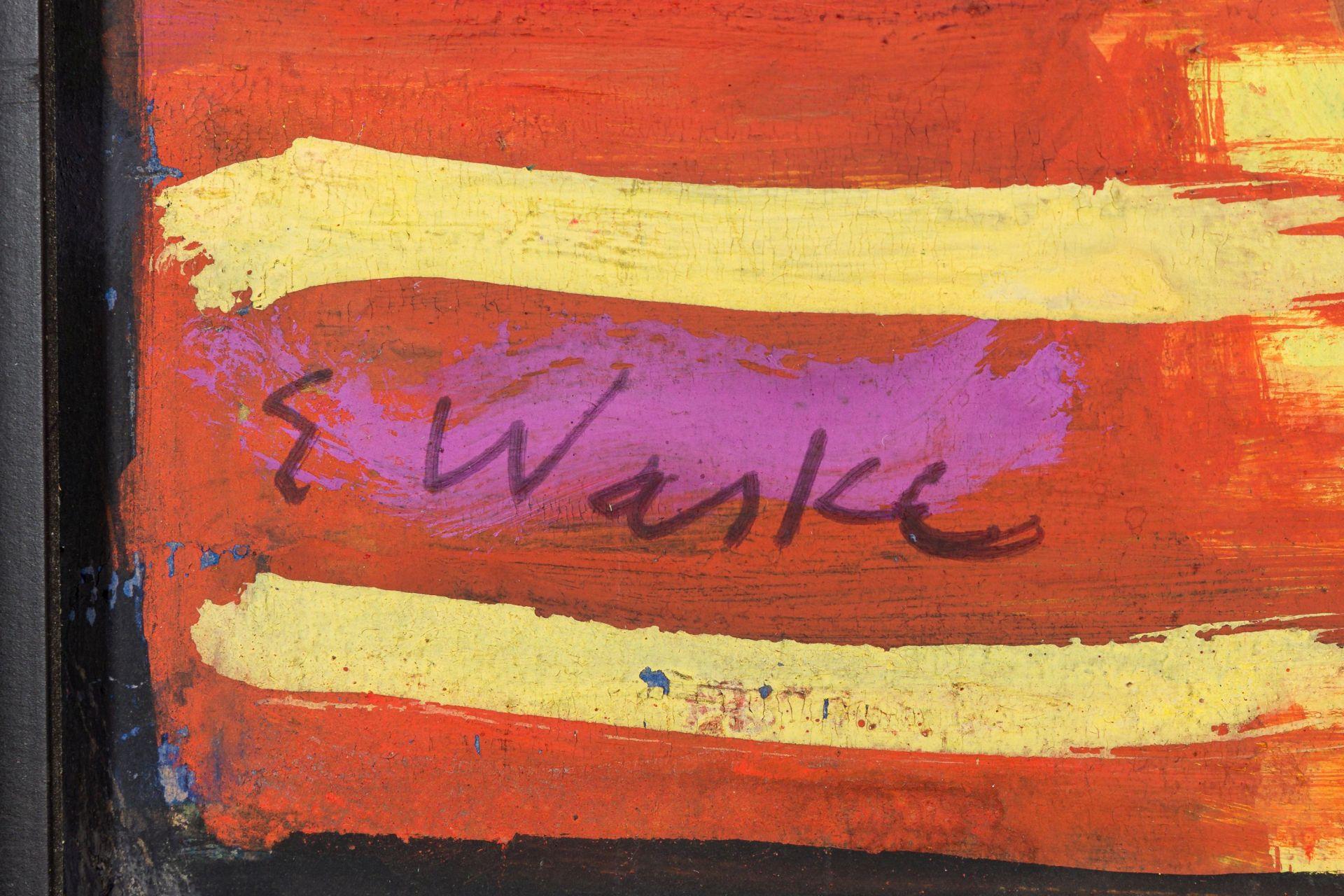 Erich Waske-Sailboat in the Sunshine