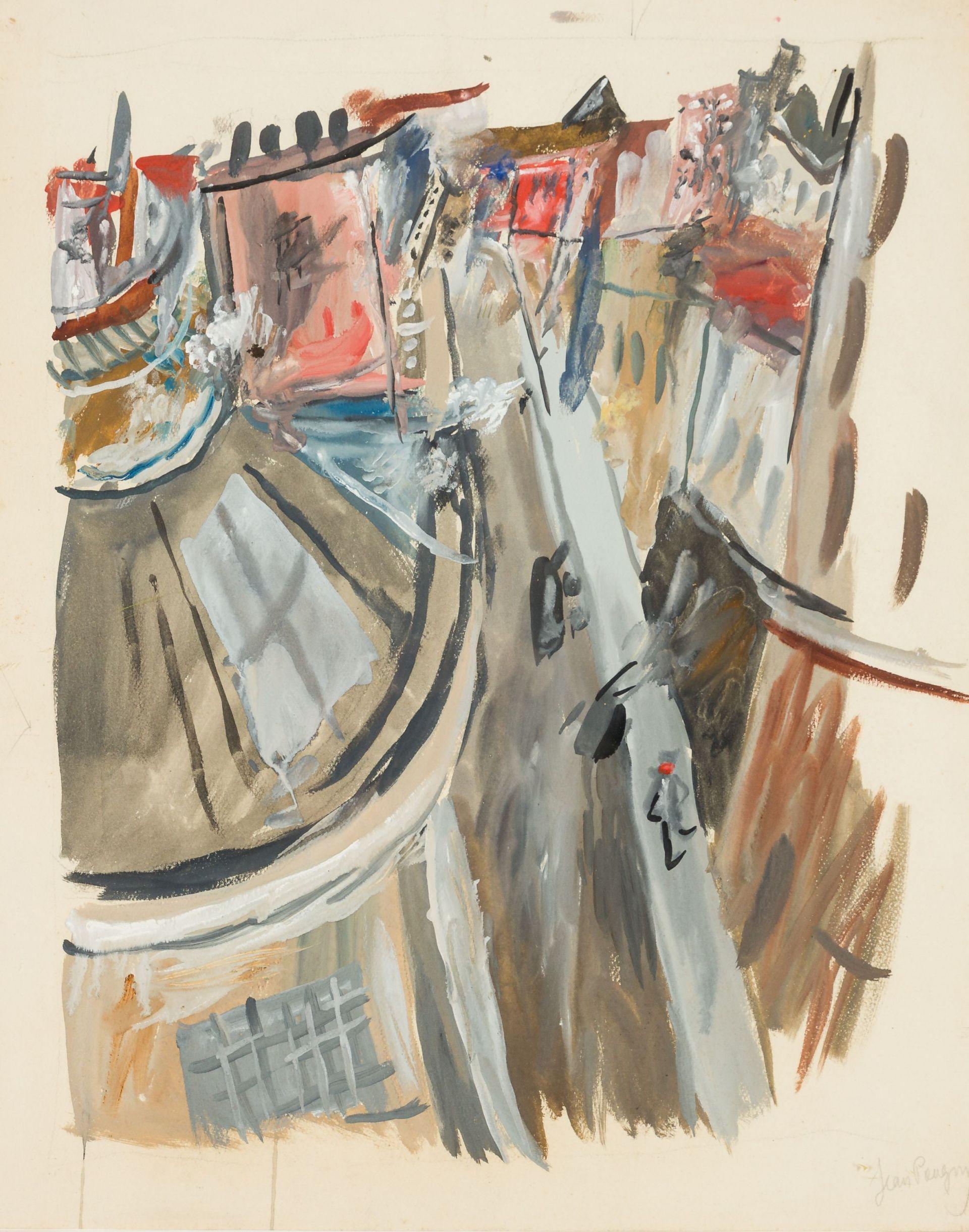Jean Pougny-Street view
