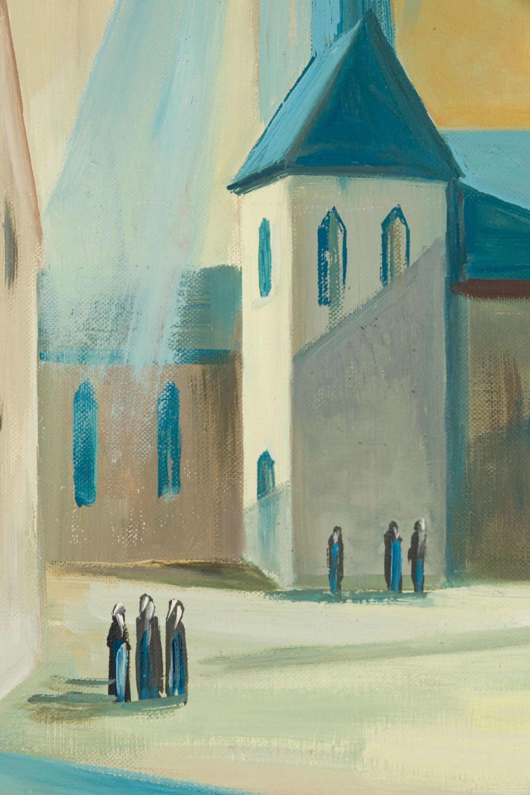 Emile Dörner-Cathedral