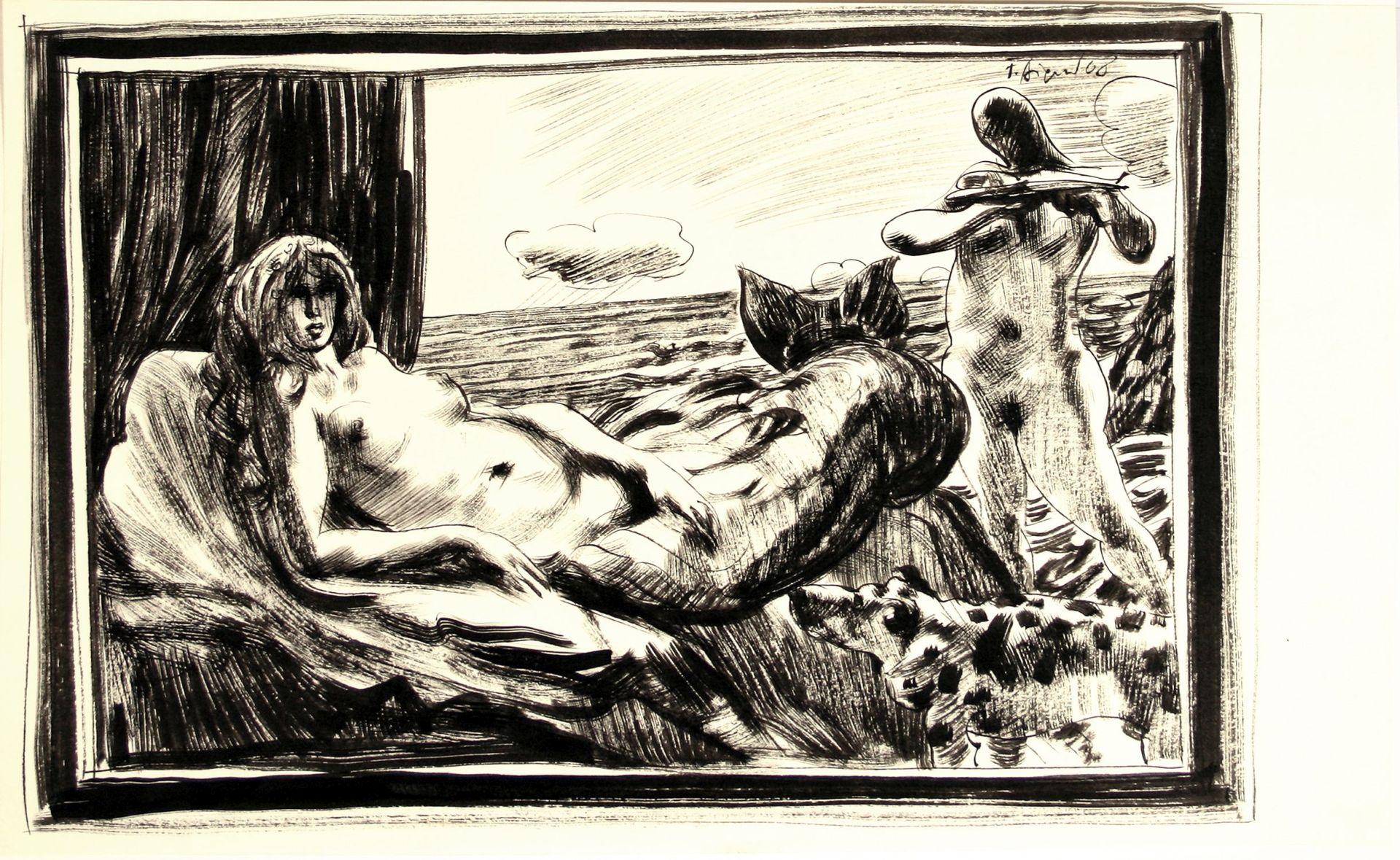 Fritz Aigner-Mermaid