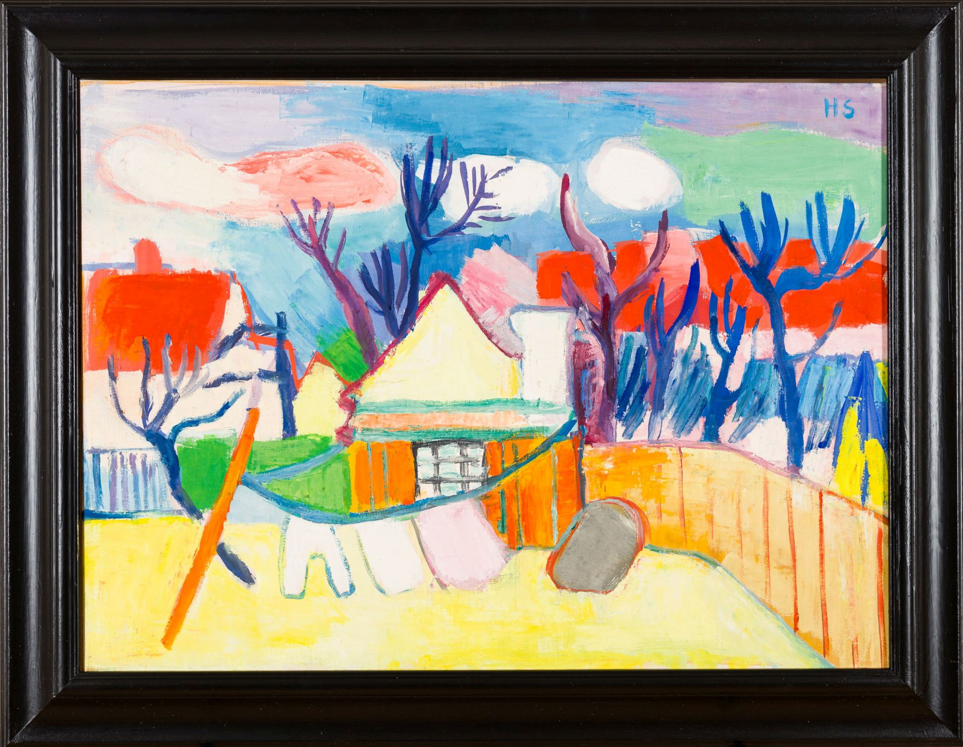 Helga Scholler-Backyard