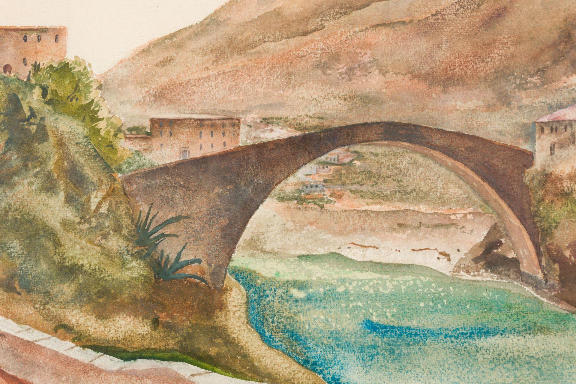 Willi Geiger-Mosta Bridge