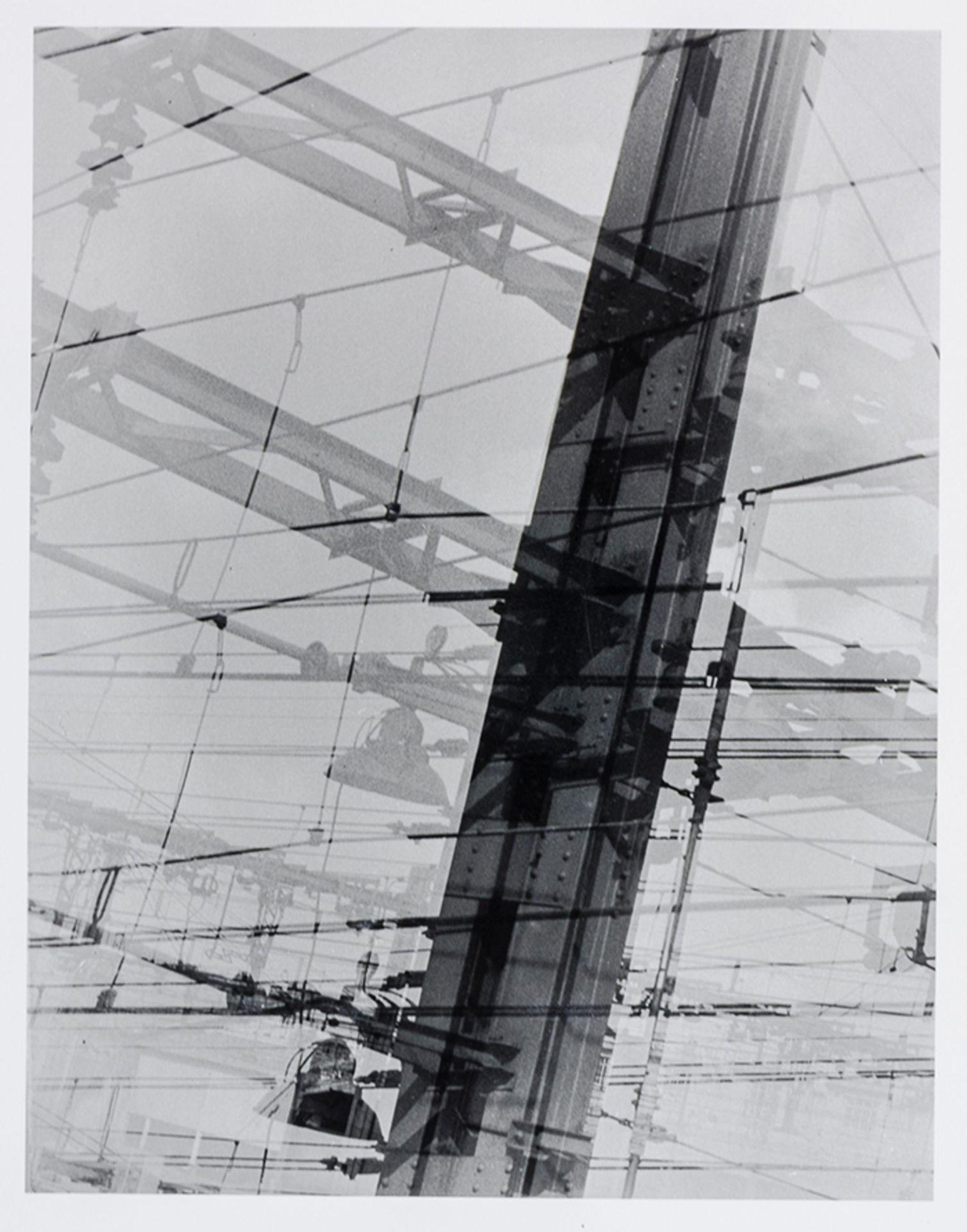 Raoul Hausmann-Ombres - Rappe