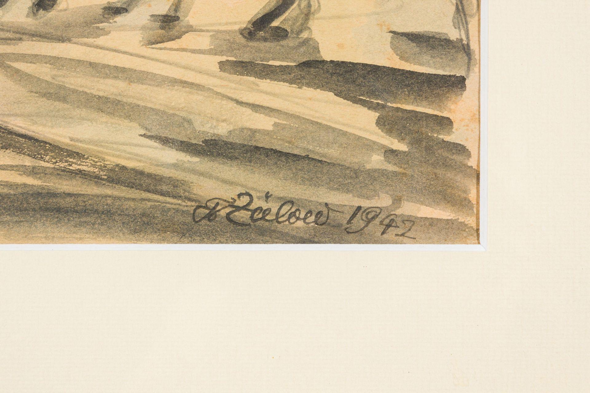 Franz von Zülow-Arrival of the Great Eastern in Newfoundland