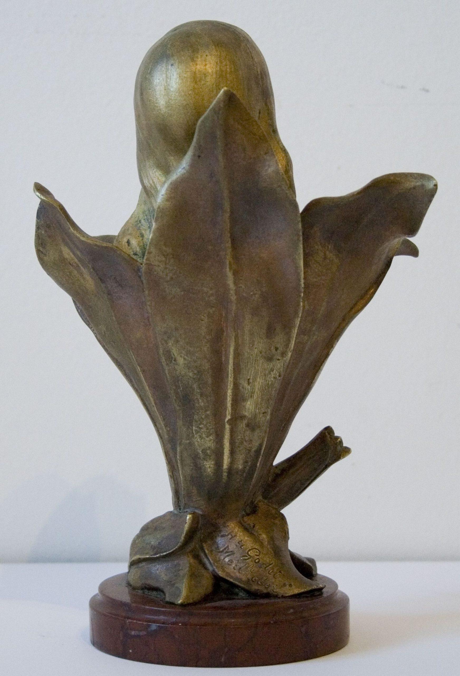 Henri Godet-Femme Lys