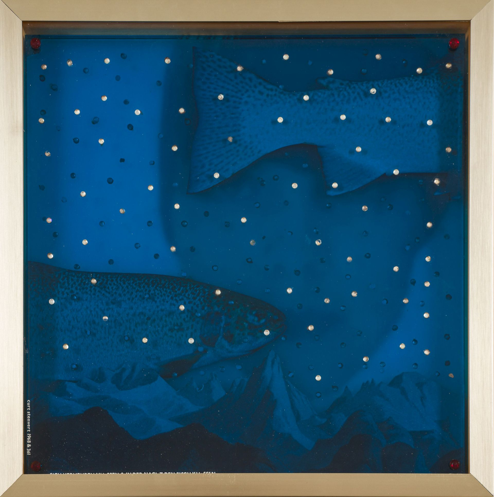 Curt Stenvert-Having to reproduce and kiss the Fish at Night