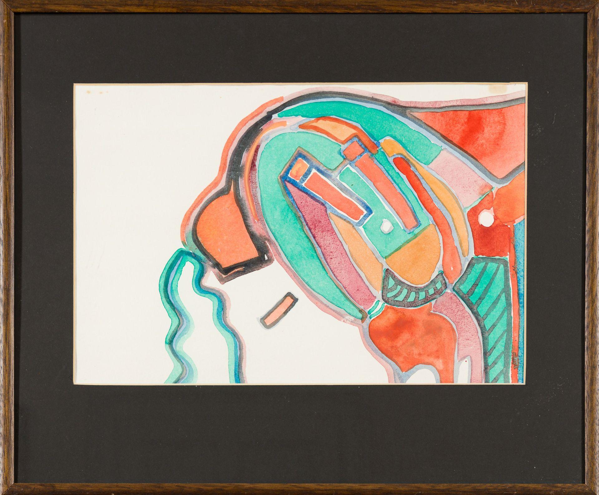 Franz Ecker-Abstraction 1