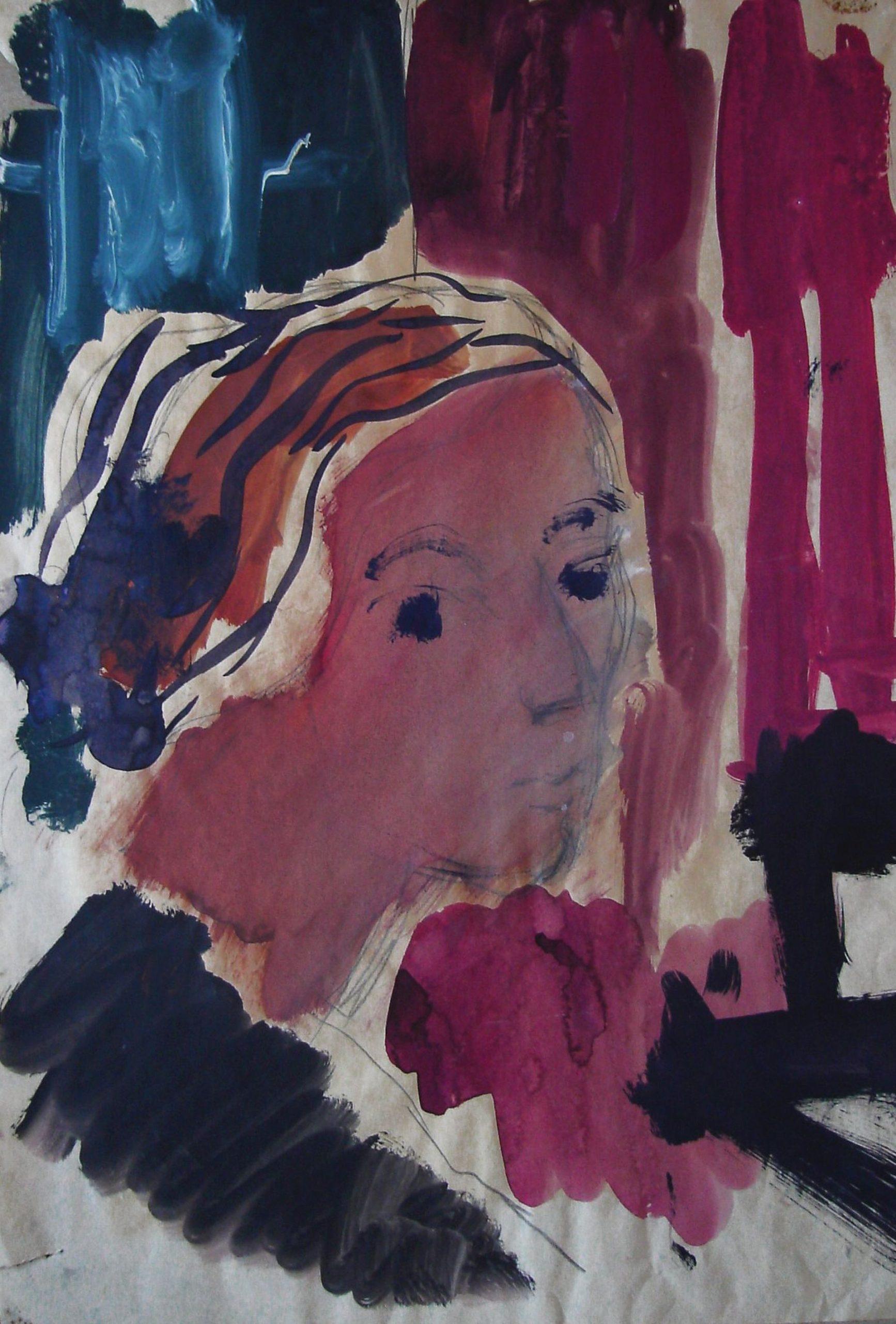 Franz Ecker-Abstraction 12