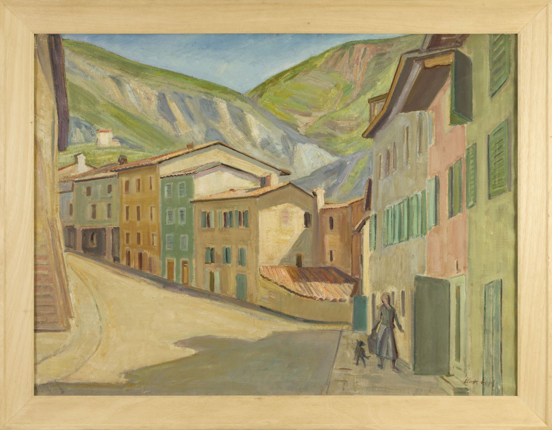 Florian Bosch-Italian Village