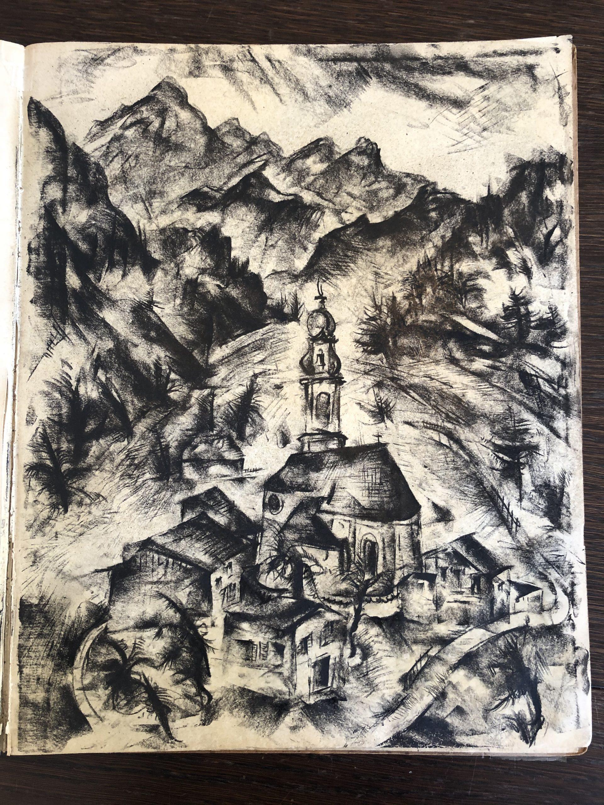 Paul Kuhfuss-Church in Zirl, Tyrol