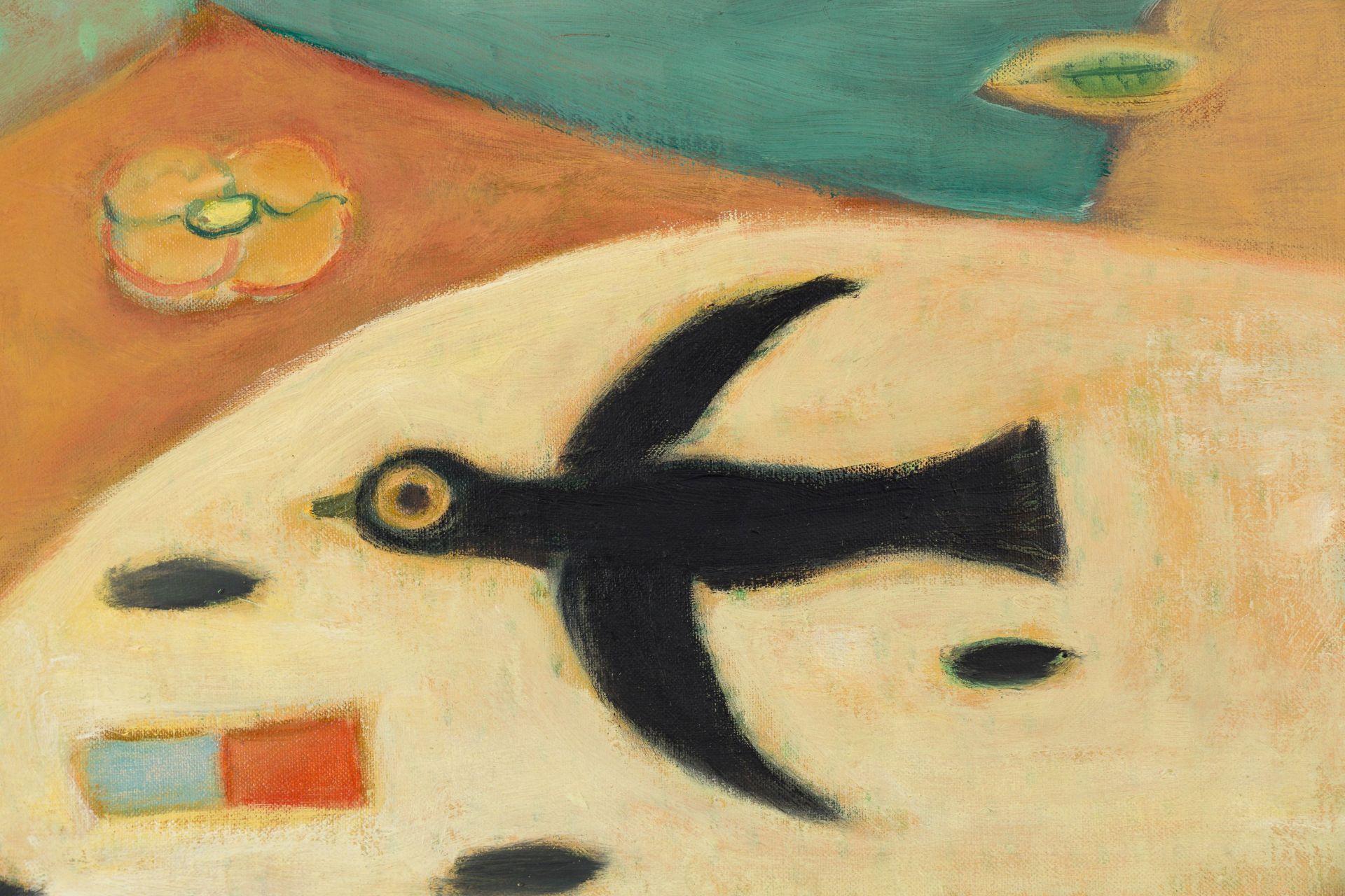 Wolf Hoffmann-Bird flight