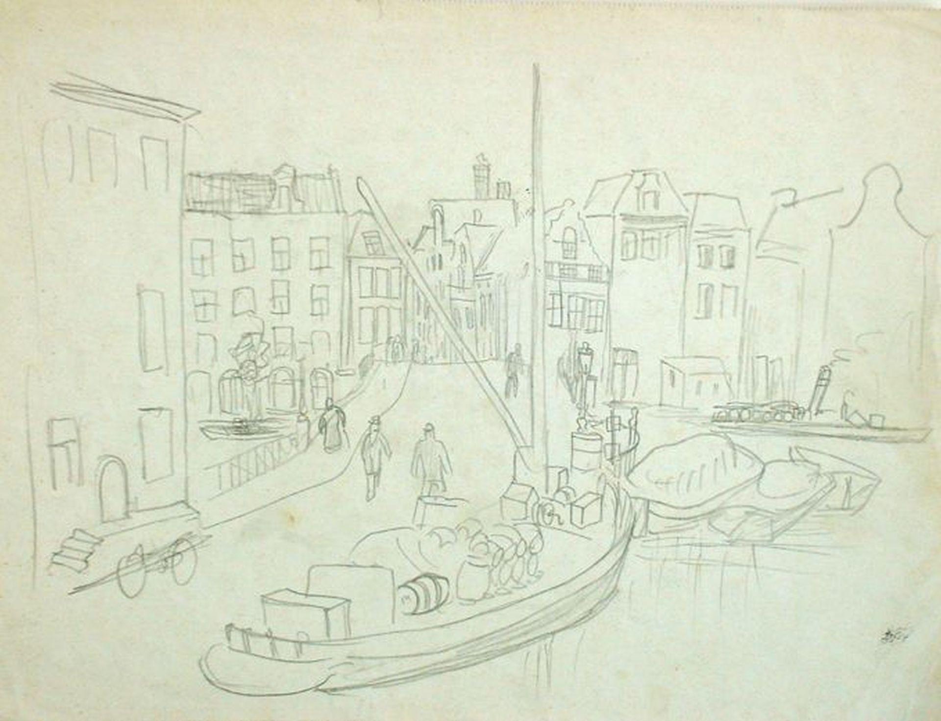 August Wilhelm Dressler-Amsterdam