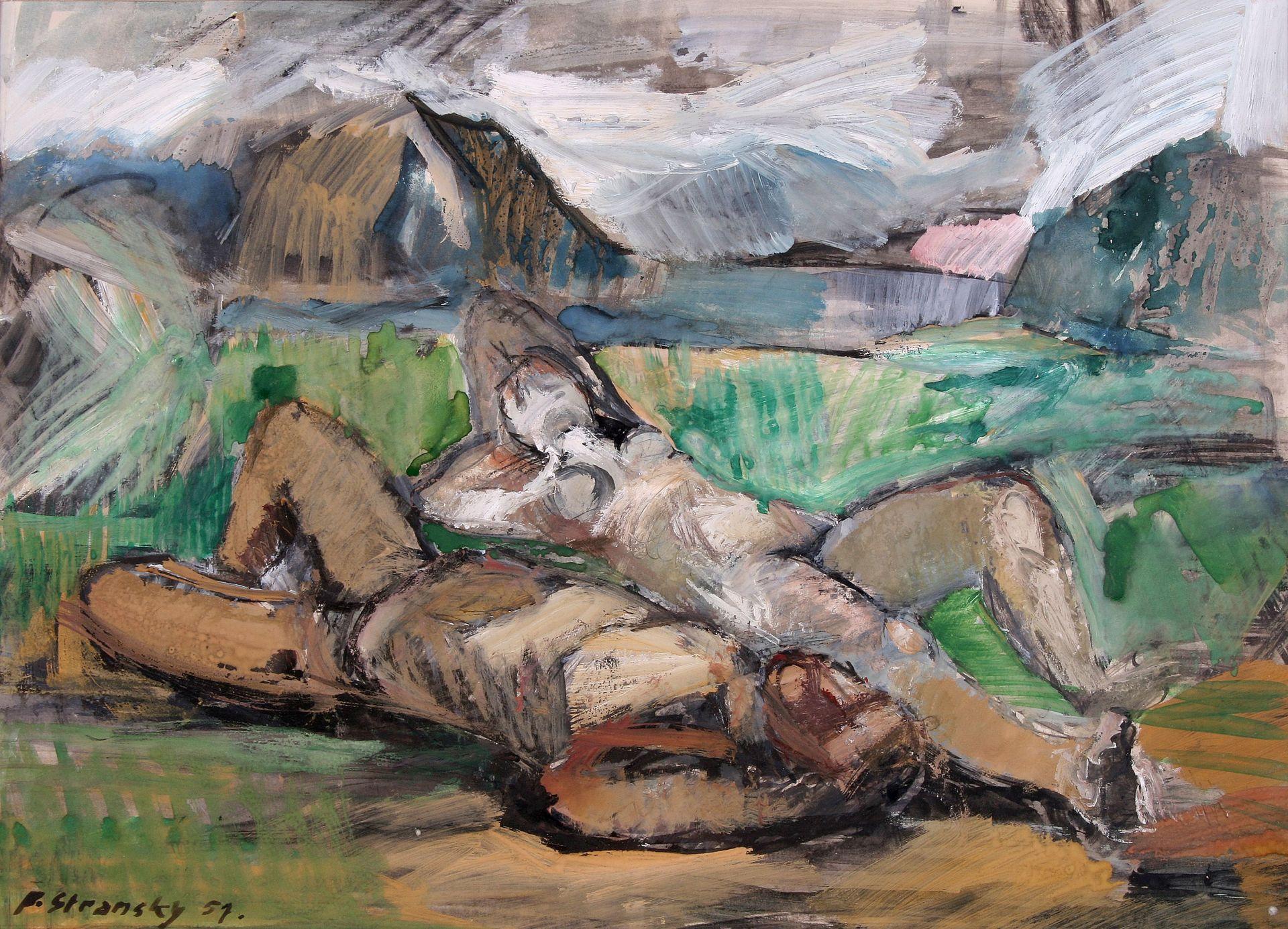 Ferdinand Stransky-Rest