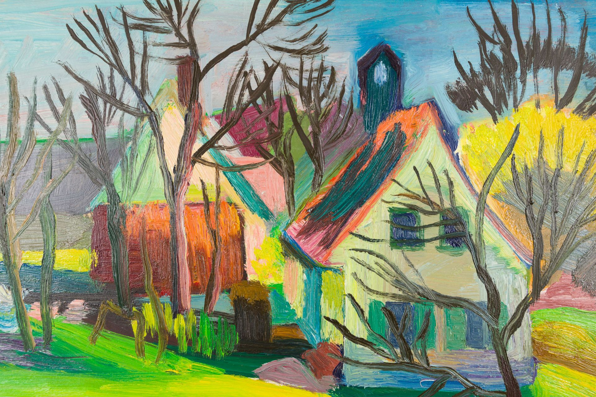 Helga Scholler-House on the edge of the Forest / Homestead in Styria