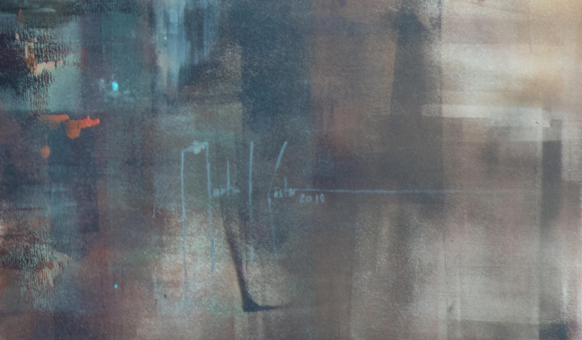 Martin Köster-New York Sunrise IV
