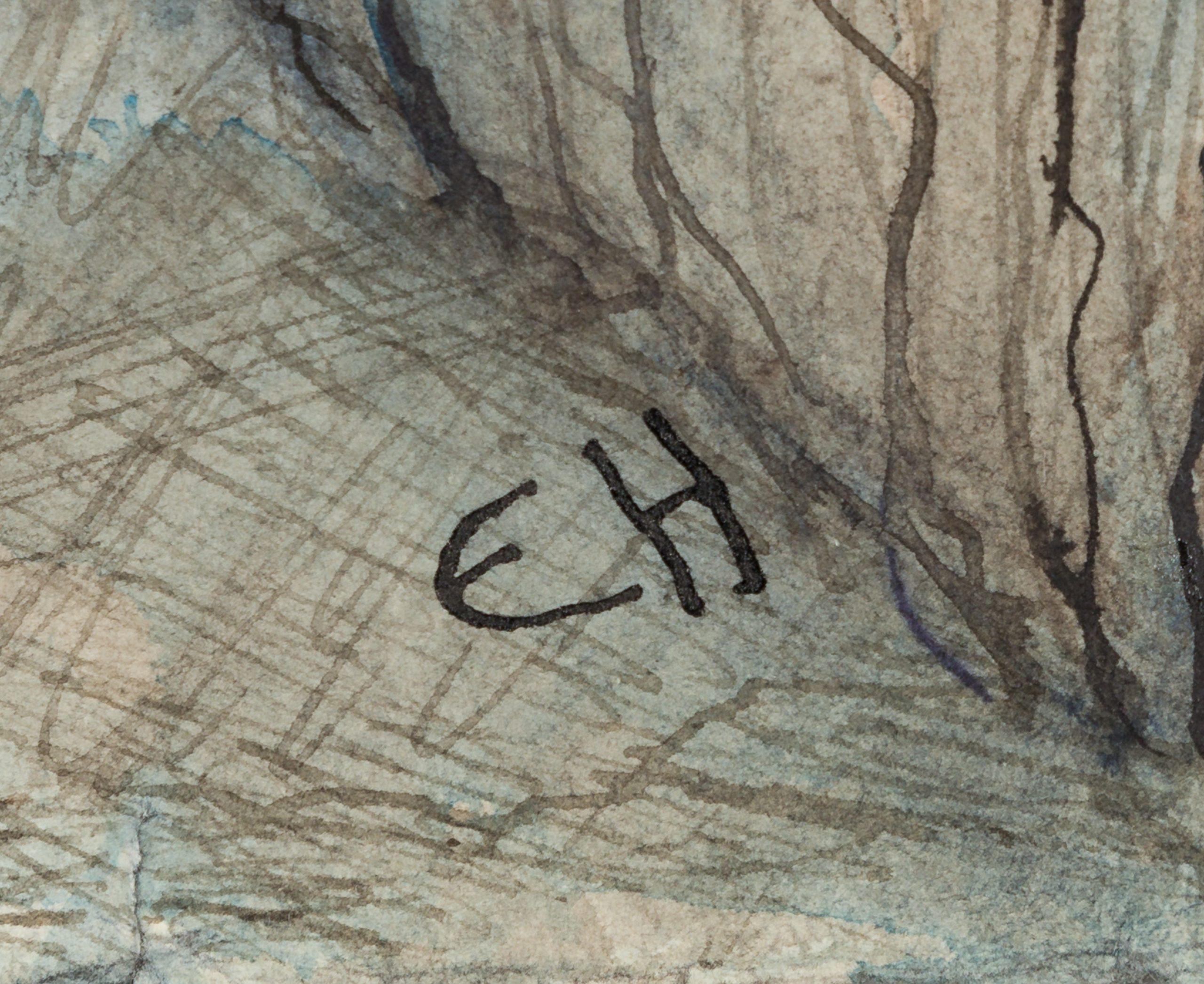 Emmy Haesele-Cavemen
